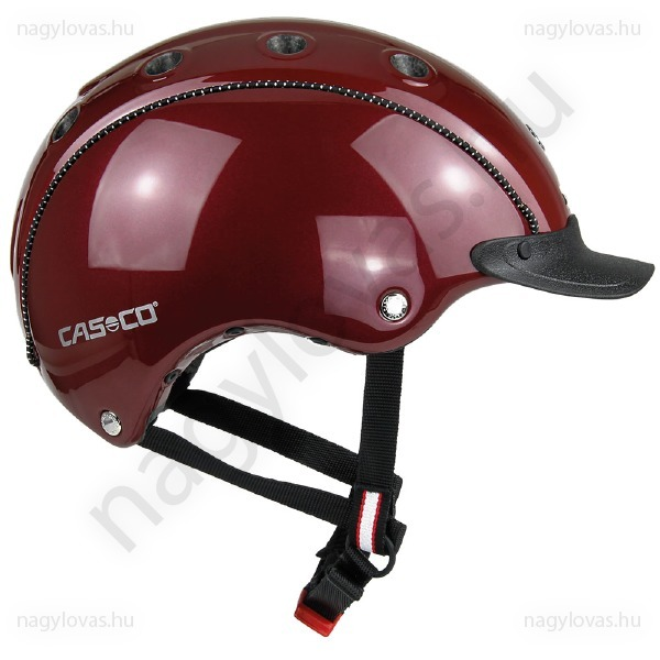 Casco kobak Choice Turnier S(52-56cm)bordó