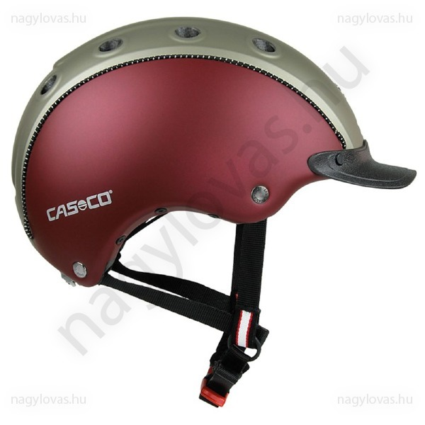 Casco kobak Choice Turnier S(52-56cm) bordó/oliv