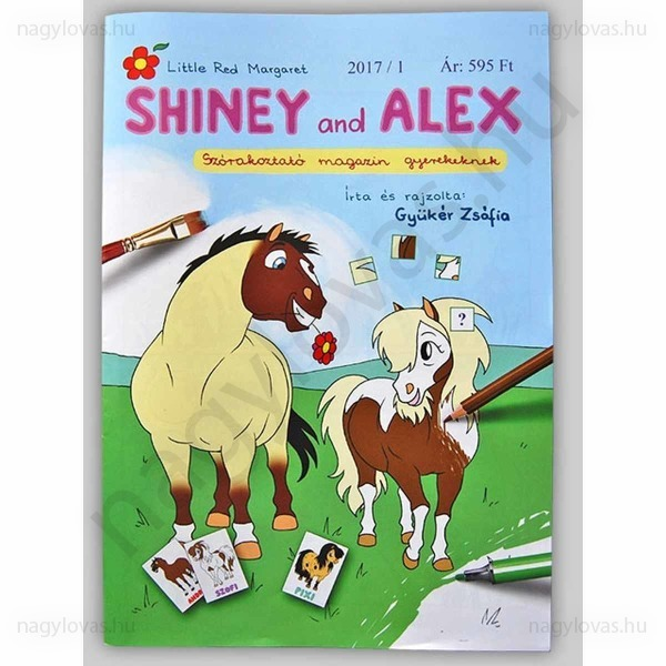 Shiney and Alex 2017/1