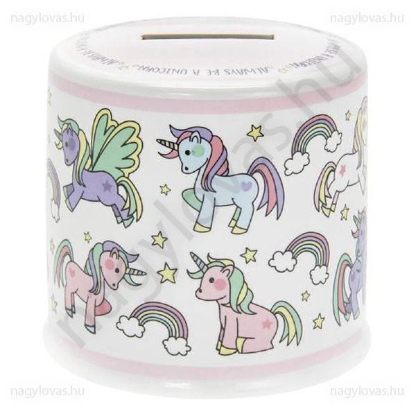Unicorn Little Star persely
